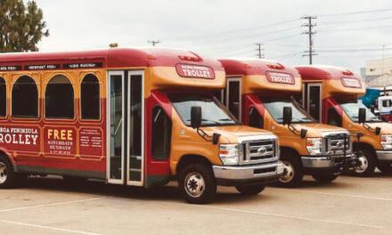 Balboa Peninsula Trolley Returns for the Summer