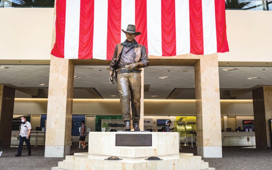 Orange County Supervisors Not Likely  To Change John Wayne Airport Name